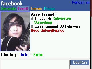 facebook berwarna